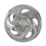 Ford F150 Snap In Chrome Wheel Covers, 1997, 1998, 1999, 2000, 2001, 2002, 2003