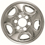 Chevrolet Silverado Chrome Wheel Covers, 4pc  1999-2004