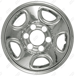 2000 - 2004 Chevrolet Suburban Chrome Wheel Covers
