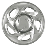 Toyota Tundra Chrome Wheel Covers, 2000, 2001, 2002, 2003, 2004, 2005, 2006
