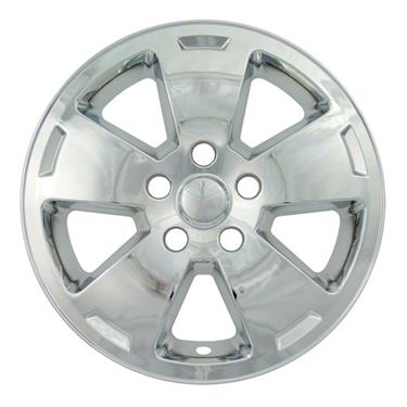 Chevy Impala Snap In Chrome Wheel Covers, 2006-2008