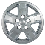 Jeep Grand Cherokee Chrome Wheel Covers, 2011, 2012, 2013