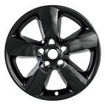 "Dodge Ram Gloss Black 20"" Wheel Covers, 2013, 2014, 2015"