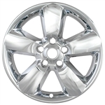"Dodge Ram Chrome 20"" Wheel Covers, 2013, 2014, 2015, 2016, 2017, 2018"