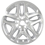 Ford Fusion Chrome Wheel Covers, 2013, 2014, 2015, 2016