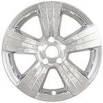 Jeep Patriot Snap In Chrome Wheel Covers, 2011, 2012, 2013, 2014, 2015