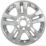 Chevrolet Tahoe Chrome Wheel Covers, IMP-377X, 2015, 2016, 2017, 2018