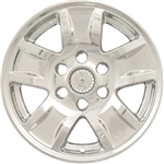 Chevrolet Tahoe Chrome Wheel Covers, IMP-390X, 2015, 2016, 2017