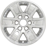 GMC Sierra Chrome Wheel Covers, IMP-391X, 2014, 2015, 2016, 2017, 2018