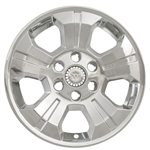 Chevrolet Tahoe Chrome Wheel Covers, IMP-392X, 2015, 2016, 2017, 2018