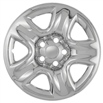 Toyota Rav4 Chrome Wheel Covers, 4pc. Set, 2001, 2002, 2003, 2004, 2005
