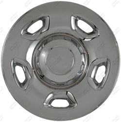 Ford F-150 Chrome Wheel Covers, 4pc  2004 - 2010