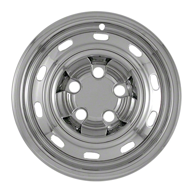 Dodge Ram 1500 Chrome Wheel Covers, 2004, 2005, 2006, 2007, 2008, 2009, 2010, 2011, 2012