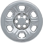 Nissan Frontier Snap In Chrome Wheel Covers - IMP-71X, 2005, 2006, 2007, 2008, 2009, 2010, 2011, 2012, 2013, 2014, 2015