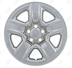 Toyota Rav4 Chrome Wheel Covers, 4pc. Set, 2006, 2007, 2008, 2009, 2010, 2011, 2012