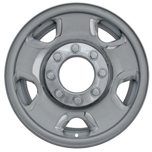 Ford Super Duty Chrome Wheel Covers, IMP-74X, 2005, 2006, 2007, 2008, 2009, 2010