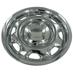 Ford F150 Chrome Wheel Covers, 2010, 2011, 2012, 2013
