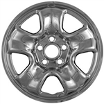 Honda CR-V Chrome Wheel Covers, 2012, 2013, 2014, 2015