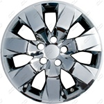 Honda Accord Coupe (2dr) Chrome Wheel Skins Set, 2008-2009