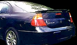 1999-2002 Chrysler 300M Painted Rear Spoiler/Wing