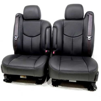 2003, 2004, 2005, 2006 Chevrolet Silverado REGULAR CAB Katzkin Leather Upholstery