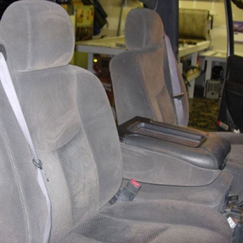 2003, 2004, 2005, 2006 Chevrolet Avalanche LS Katzkin Leather Upholstery
