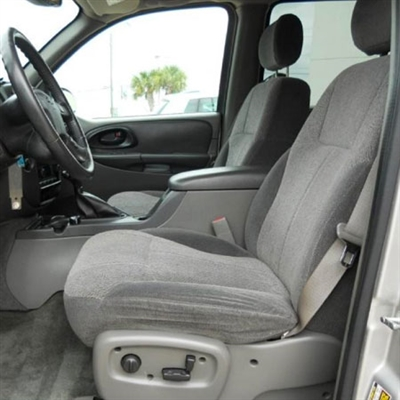 2003, 2004 Chevrolet Trailblazer Katzkin Leather Upholstery