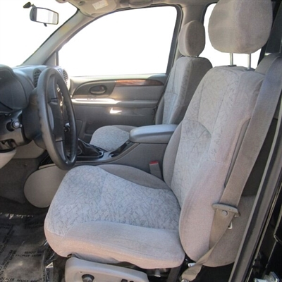 2002, 2003, 2004 Chevrolet Trailblazer LS Katzkin Leather Upholstery