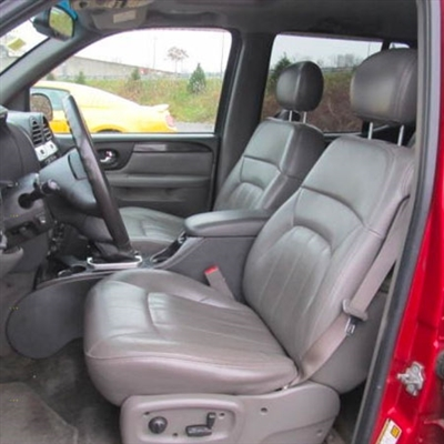GMC Envoy XL Katzkin Leather Seat Upholstery, 2003, 2004