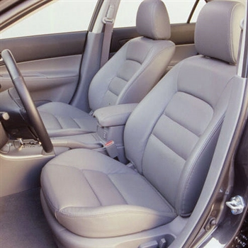 2003, 2004, 2005 MAZDA 6 SEDAN Katzkin Leather Upholstery