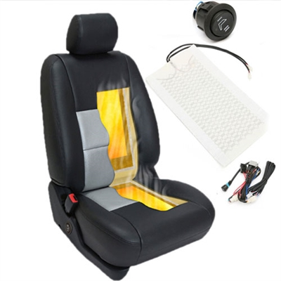 Heated Seat Kit for Car, Truck and SUV