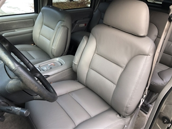 1995, 1996, 1997, 1998, 1999 Chevrolet Tahoe 4 Door Katzkin Leather Upholstery
