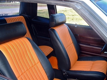 1985, 1986, 1987, 1988, 1989 Chevrolet Monte Carlo Katzkin Leather Upholstery