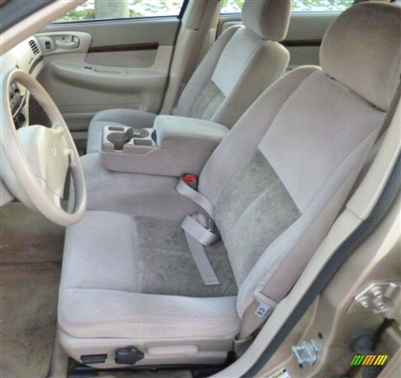 2000, 2001, 2002, 2003, 2004, 2005 Chevrolet Impala BASE Katzkin Leather Upholstery