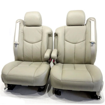 2003, 2004, 2005, 2006 Chevrolet Tahoe LS Katzkin Leather Upholstery