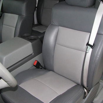 2004, 2005, 2006, 2007, 2008 Ford F150 Crew Cab XLT Katzkin Leather Upholstery