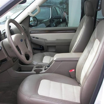 2003 Ford Explorer 4DR. Katzkin Leather Upholstery