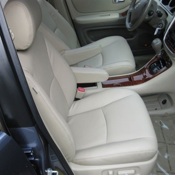 2004, 2005, 2006, 2007 TOYOTA HIGHLANDER Katzkin Leather Upholstery