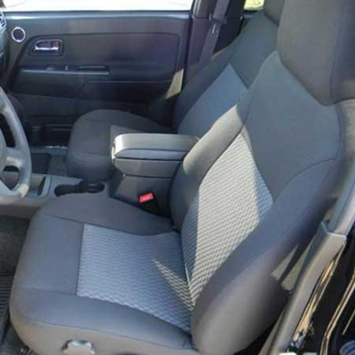 2004, 2005, 2006, 2007, 2008, 2009, 2010, 2011, 2012 Chevrolet Colorado EXTENDED CAB Katzkin Leather Upholstery
