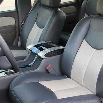 Chevrolet Silverado EXTENDED CAB Katzkin Leather Seat Upholstery, 2005, 2006 (2 passenger front seat)