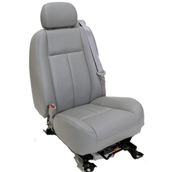 Chevrolet Trailblazer LS / LT / SS Katzkin Leather Seat Upholstery, 2005, 2006, 2007, 2008, 2009