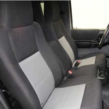 2004, 2005 FORD RANGER SUPER CAB Katzkin Leather Upholstery