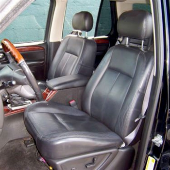 GMC Envoy XL Katzkin Leather Seat Upholstery, 2005, 2006, 2007