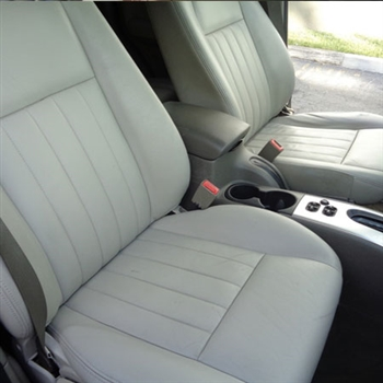 2005, 2006, 2007 JEEP LIBERTY SPORT Katzkin Leather Upholstery