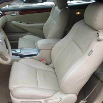 2004, 2005, 2006, 2007, 2008, 2009 Toyota Solara Convertible Katzkin Leather Upholstery