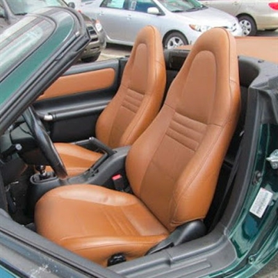 2003, 2004, 2005 TOYOTA MR2 SPYDER Katzkin Leather Upholstery