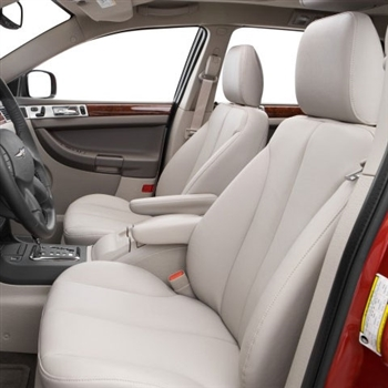 2005, 2006 Chrysler Pacifica Katzkin Leather Upholstery