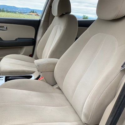 2005, 2006 HYUNDAI ELANTRA GLS 5 Door Katzkin Leather Upholstery