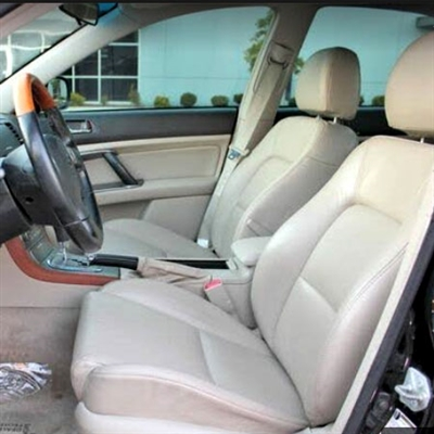SUBARU LEGACY SEDAN 2.5 I  Katzkin Leather Seat Upholstery, 2005, 2006