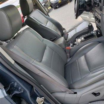 2006, 2007 JEEP COMMANDER Katzkin Leather Upholstery